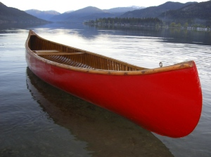 15' Peterborough Minetta Pleasure Canoe