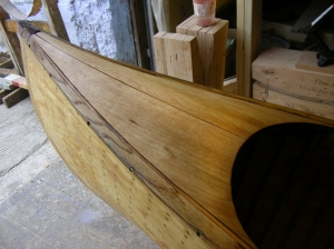 Fancy canoe decks 13sm